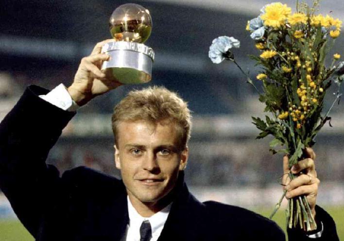 1989: JONAS THERN, BENFICA